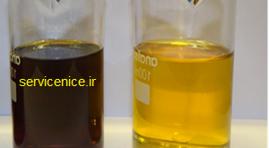 The price of refined engine oil