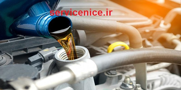 کارخانه تصفیه روغن موتور صادراتی