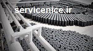 Major export of 200 tons of bitumen